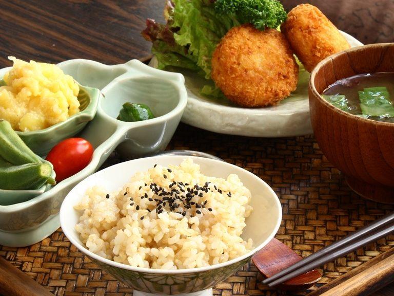 茶-民/cha-minランチ
