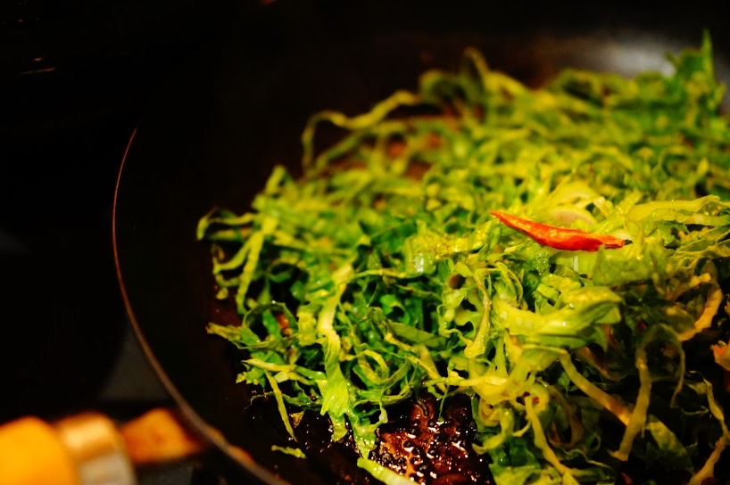 高菜のピリ辛ふりかけ2